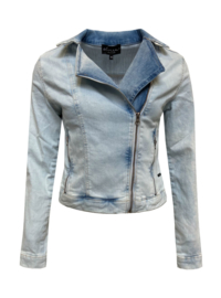Elvira Jacket Indy Denim stretch