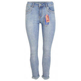Norfy jeans light blue
