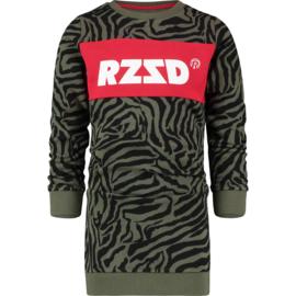 Raizzed sweatjurk Dublin army Zebra