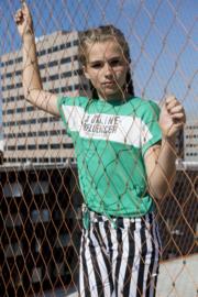 Crush Denim broek Julie striped