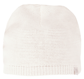 Noppies muts Rosita knit wit