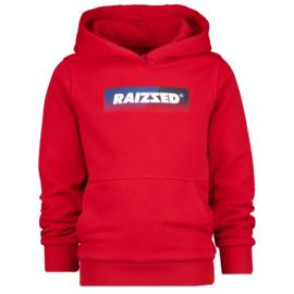 Raizzed hoodie Manford Samba red