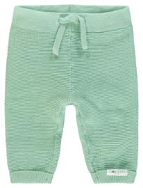 Noppies broekje knit reg Grover grey mint