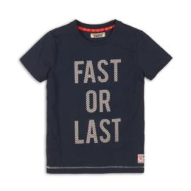 DJ Dutchjeans t-shirt navy