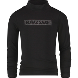 Raizzed top  Nantes Deep black