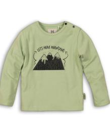 Koko Noko shirt soft green