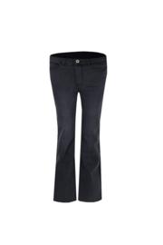 C&S flared jeans zwart Fee
