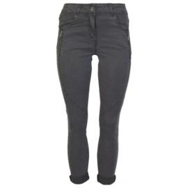 Jeans Eliza donkergrijs