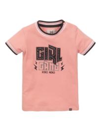 Koko Noko shirt print roze