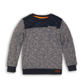 DJ Dutchjeans sweater navy melee
