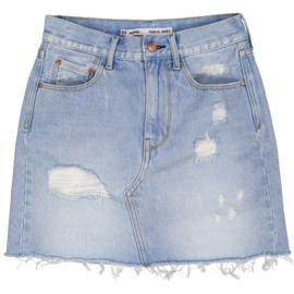 Raizzed skirt River Vintage Blue