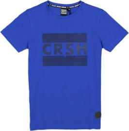 Crush Denim t-shirt koningsblauw Ronald