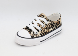 Rock & Joy sneakers panter camel