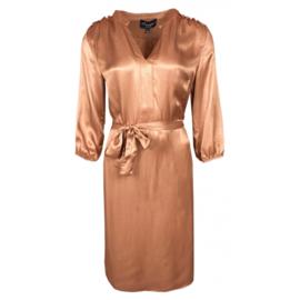 Elvira Dress Silke Brons