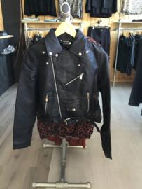 Jacket Moto girl zwart