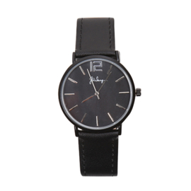 Horloge Goodtimes Zwart zwart