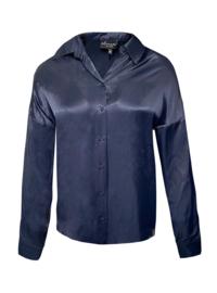 Elvira blouse Debby ink Blue