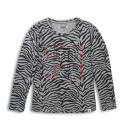 DJ Dutchjeans top Zebra