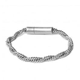 Biba armband 52085 Antique zilver