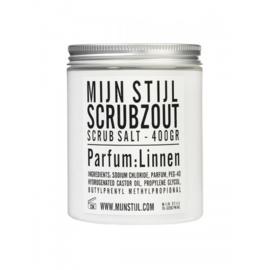 Scrubzout parfum Linnen