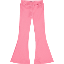 Raizzed flared pants Porto warm Peach