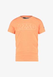 Raizzed t-shirt Hamm Orange