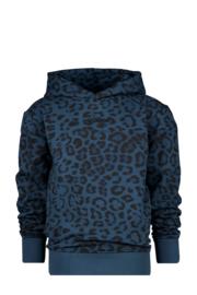 Raizzed hoodie Bodrum Iron Blue