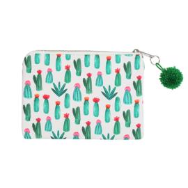 WH Make up tas Viva la Summer cactus