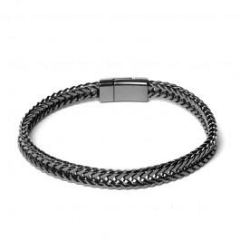 Bibi armband 51974 gunmetal