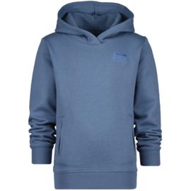 Raizzed hoodie Navasota Blue grey