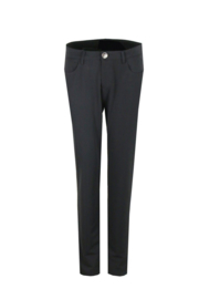 David & Alex 5 pocket broek zwart