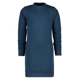 Raizzed dress Calcutta iron Blue