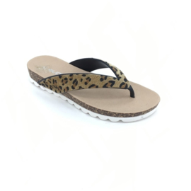 WH teenslipper panter