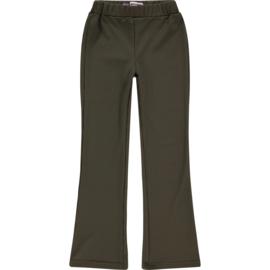Raizzed flared pants Porto Thorpe green