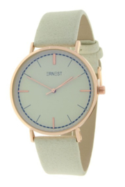 Ernest horloge rosé Lisa zand