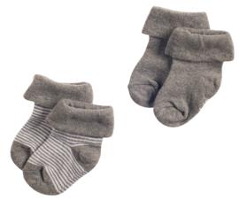 Noppies sokken Guzz antraciet