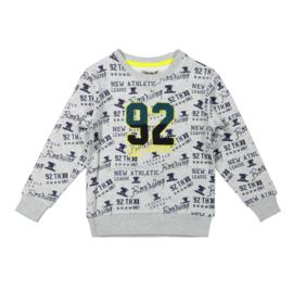DJ Dutchjeans sweater grey print