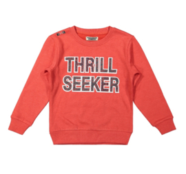 DJ Dutchjeans sweater Red