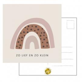 The big gifts woonkaart Regenboog