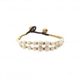 Biba armband 51712 white