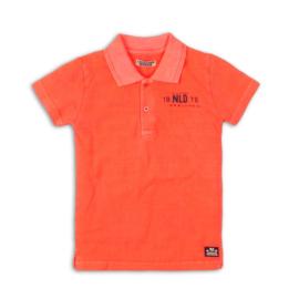 DJ Dutchjeans Polo shirt Coral