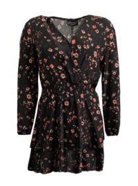 Elvira dress Yade multicolor Flower