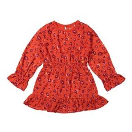 Koko Noko jurk red Panther red