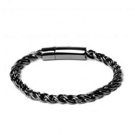 Biba armband 52145 gunmetal