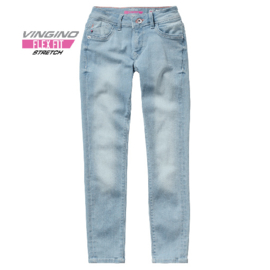 Vingino Jeans Barina Super Skinny Snow Bleach