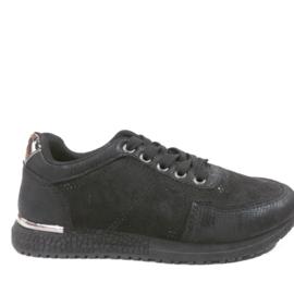 WH Sneaker zwart