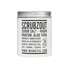 Scrubzout Aloe Vera 400gr