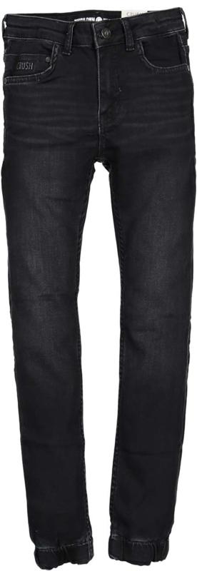 Crush Denim Jog Jeans Darter black