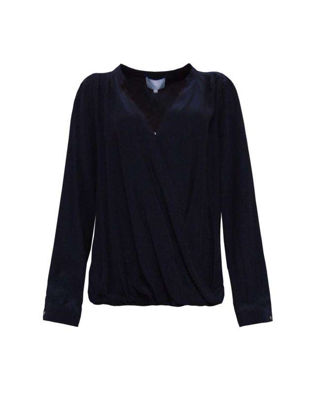 Elvira blouse Renske plain