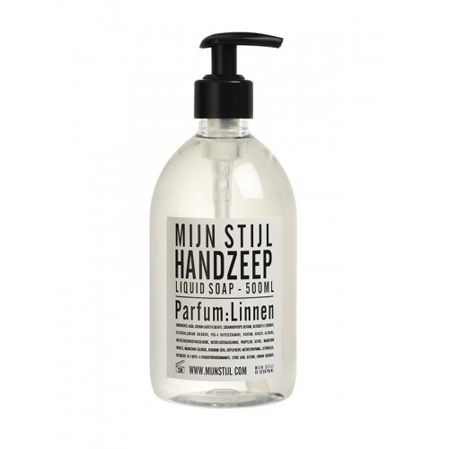 Handzeep parfum Linnen 500ml